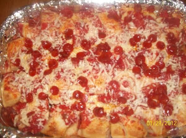 Pepperoni-pizza Monkey Bread Recipe