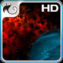 Galaxy planet LWP icon