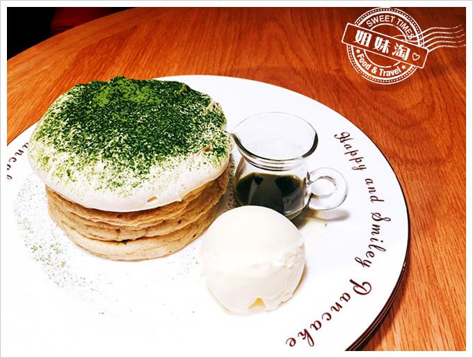 九州鬆餅-九州抹茶提拉米蘇鬆餅