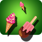 Ice Creams Falling icon