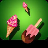 Ice Creams Falling