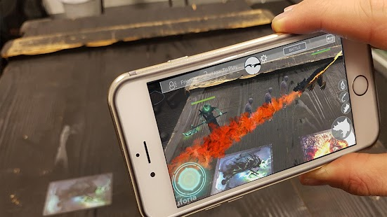 Genesis Augmented Reality- screenshot thumbnail