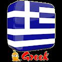 Learn Greek Language  Free Offline icon