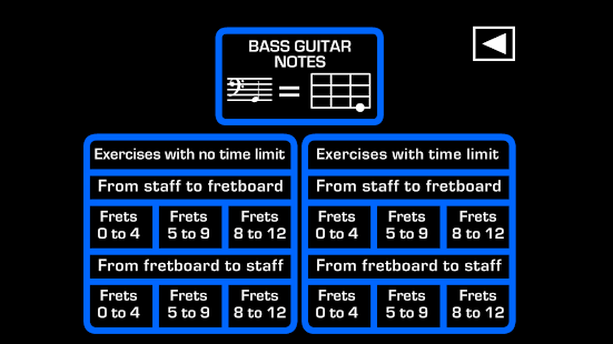 Bass Guitar Notes PRO - náhled