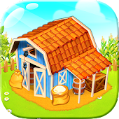 Farm Town: lovely pets on farm