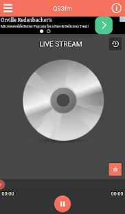 Q93FM- screenshot thumbnail