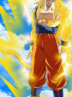 Best Super Saiyan Wallpaper HD - náhled