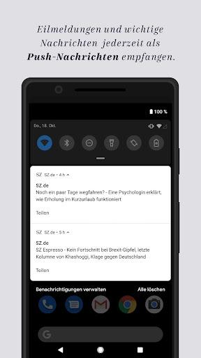 SZ.de - Nachrichten - Süddeutsche Zeitung 12.0.0 screenshots 6