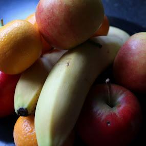 Fresh Fruits by Meeta Thakur - Food & Drink Fruits & Vegetables ( organics, diet, fresh, fruits, health )