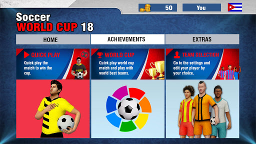 Soccer Kings Football World Cup Challenge 2018 PRO 1.0.5 screenshots 4