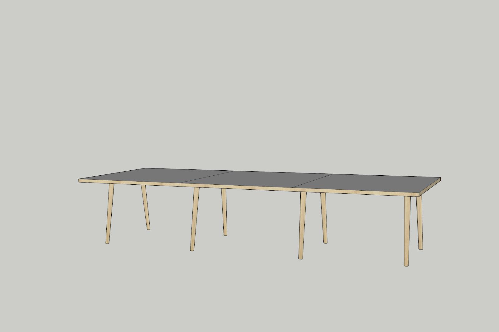 Çalışma Alanları İçin Mobilya Tasarımı: Danimarka Tarzı 9