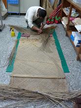 Photo: 20110322藺草編織的創意與技巧004