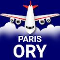 Paris Orly Airport: Flight Information icon