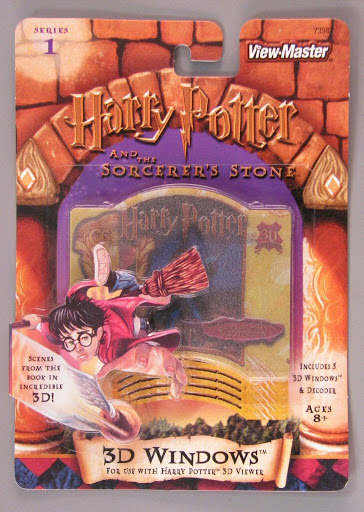 Window:Harry Potter and the Sorcerer's Stone 3D Windows | For use with Harry Potter 3D Viewer