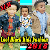 Cool Black Kids Style 2018