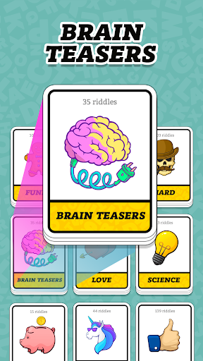 Tricky Riddles with Answers & Brain Teaser 1.0 screenshots 2