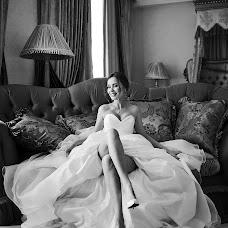 Wedding photographer Galina Nabatnikova (Nabat). Photo of 17.09.2018