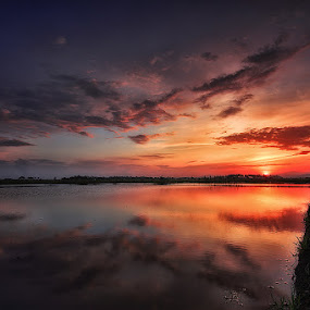by Marcell Boli - Landscapes Sunsets & Sunrises