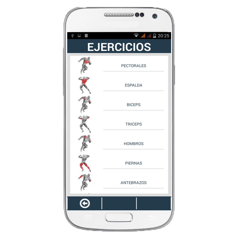 GYMG Fitness & Rutinas- screenshot