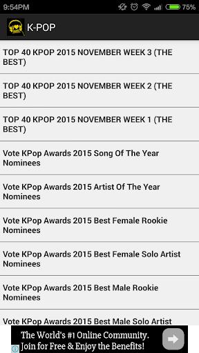Only K-POP