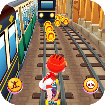 Mod Hacked APK Download Bus Rush (Ad free) 100+