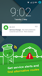 Citymapper - Transit Navigation APK screenshot thumbnail 3