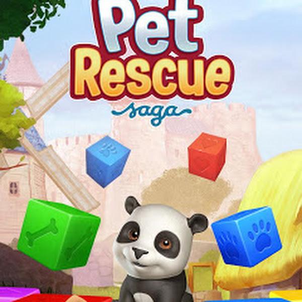 Pet Rescue Saga v1.119.11 [Mod]