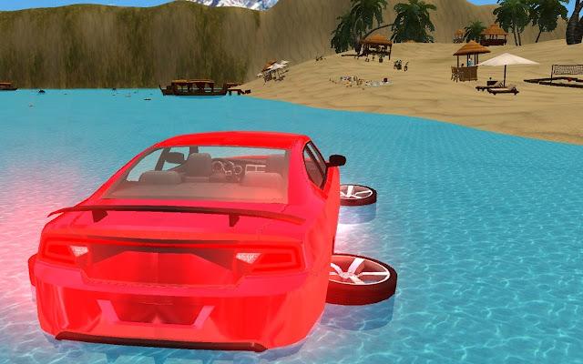How To Drive A Car In Roblox On Ipad ماء سيارة ركوب الأمواج 3d
