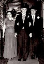 Photo: Anna Braunhart Tulman, Stanley Tulman, Harry Tulman