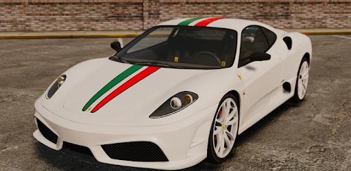 Car Driving Ferrari Simulator Google Playde Uygulamalar