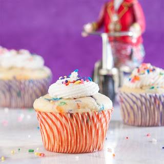 Funfetti Cupcakes.