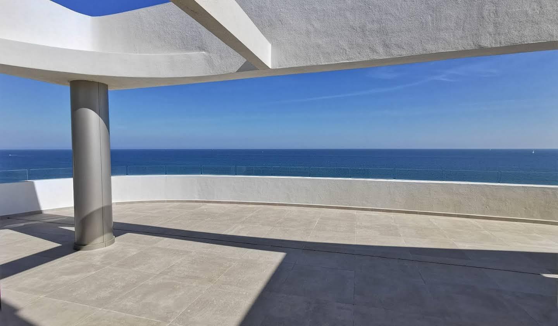 Appartement contemporain avec terrasse et piscine Las Lagunas