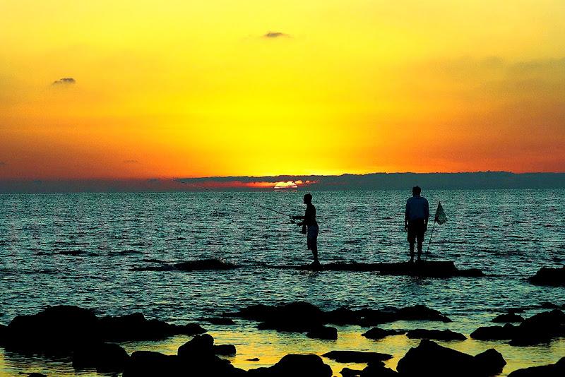 Sfumature al tramonto di Tomassetti Sara