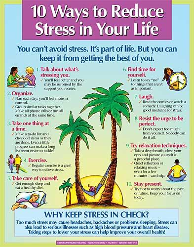 Image result for stress is part of life