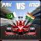 Pak vs India Car Racing War: Formula Car Simulator (game)