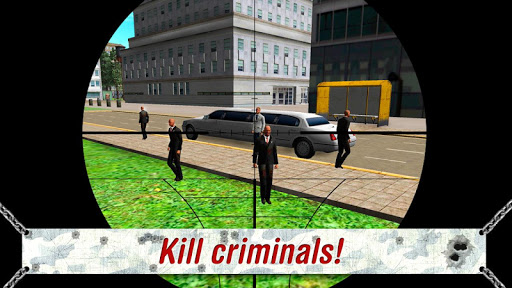 Contract Police Sniper 3D