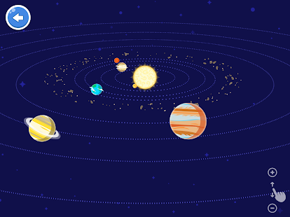 Astronomy for Kids 🚀 Space Game by Star Walk 2- screenshot thumbnail