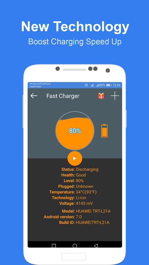 Super Fast Charger 5x- screenshot