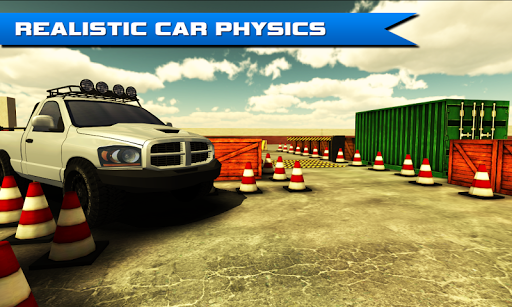 Car Driver 4 (Hard Parking) 2.2 screenshots 3