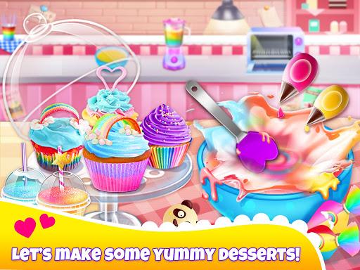 Unicorn Chef: Jeux de cuisine gratuits et amusants  captures d'écran 3