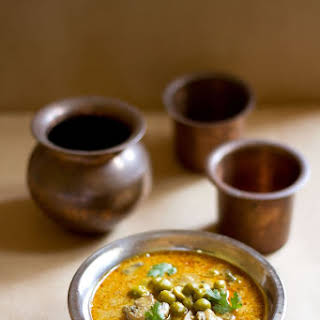 South Indian Vegetarian Curries Recipes.