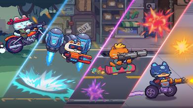 Cat Gunner: Super Zombie Shooter Pixel screenshot thumbnail