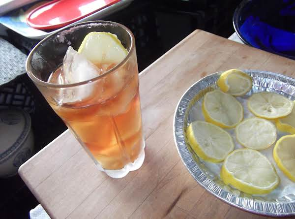 Frozen Lemon Slices Recipe
