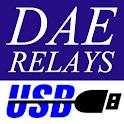 DAE USB Relays icon