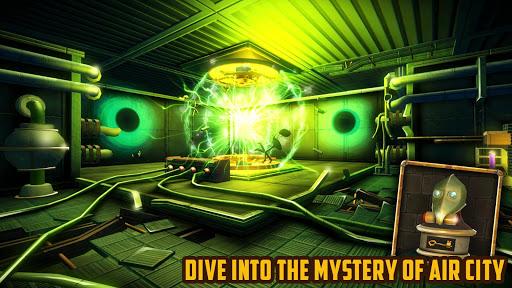 Escape Machine City: Airborne 1.07 screenshots 1