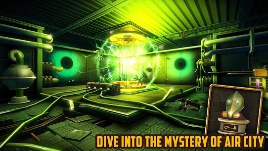 Escape Machine City: Airborne apk download 1