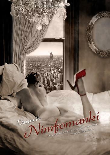 Polski plakat filmu 'Dziennik Nimfomanki'