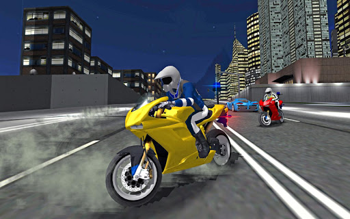 Police Motorbike 3D Simulator 2018 1.0 screenshots 4