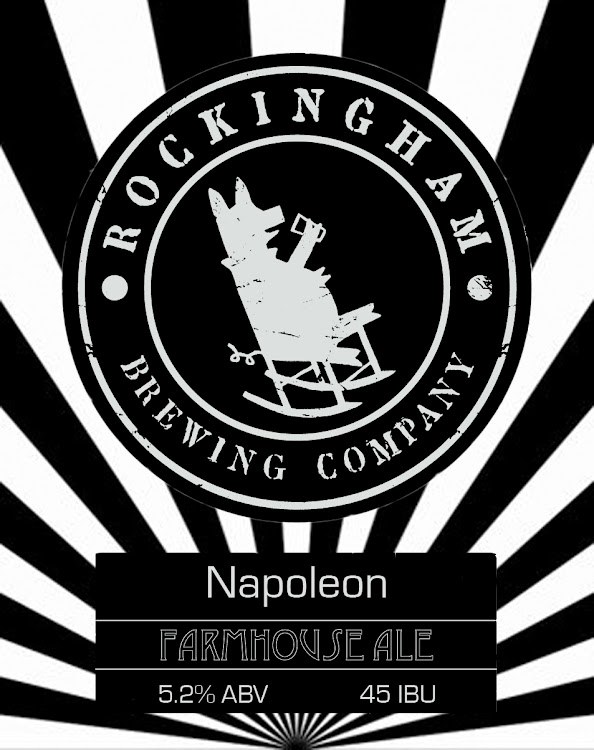 Logo of Rockingham Brewing Company Napoleon