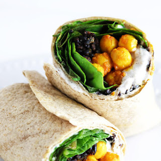 Vegetarian Tortilla Wraps Recipes